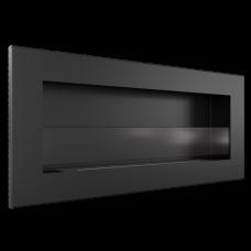 Биокамин Kratki DELTA 2 SLIM черный со стеклом