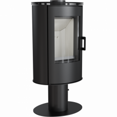 Стальная печь-камин Kratki KOZA AB S/N/O/DR (8,0 кВт)