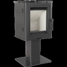 Стальная печь-камин Kratki KOZA K5 S/N (7,0 кВт)