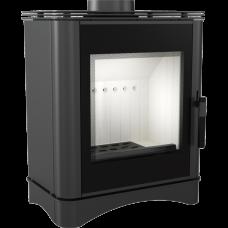 Стальная печь-камин Kratki KOZA VEGA Ø 150 (6,0 кВт)