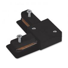 Коннектор угловой LD1005 черный