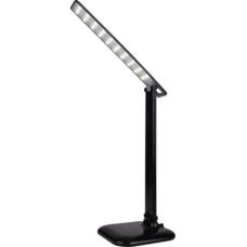 Лампа настольная светодиодная DSL052, черная