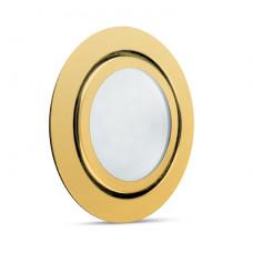 Светодиодный светильник Feron LN7 3W золото